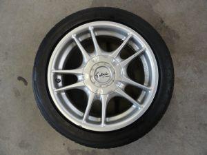 Mazda MX-5 velgenset Steek 4 x 100 met 195/50-15 Toyo Zomerbanden