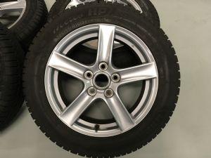 Mazda MX-5 velgenset Steek 5 x 114,3 met 205/55-16 Marangoni Winterbanden
