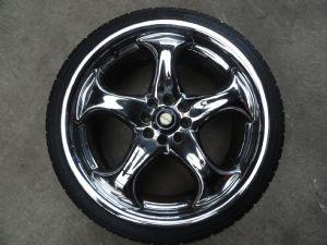 Mazda MX-5 velgenset Steek 4 x 100 met 225/35-18 Pirelli Zomerbanden