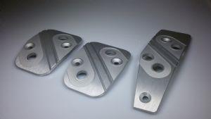 Aluminium sportpedalen